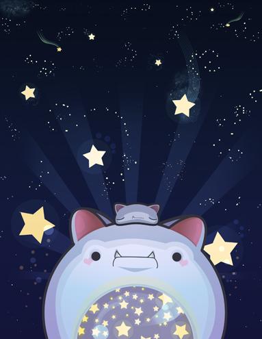 Star Eater Redo by pronouncedyou