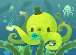 Underwater Tea