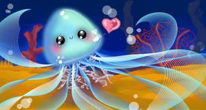 Jellyfish by pronouncedyou
