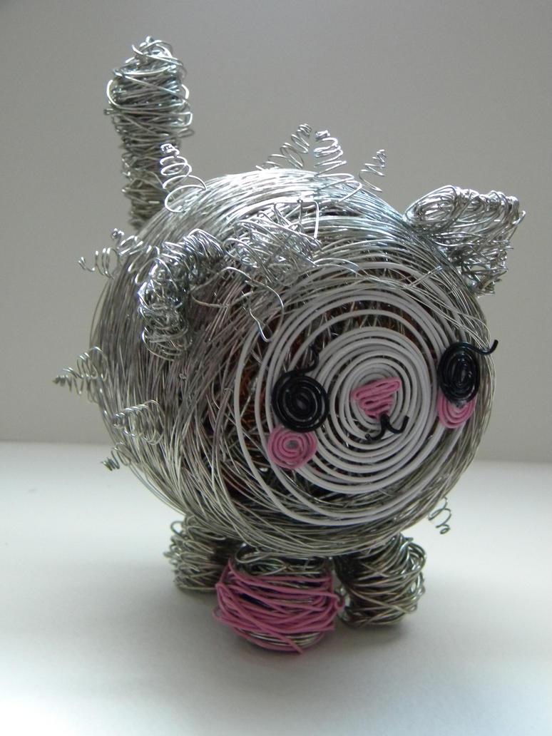 Carina Sculpture by pronouncedyou