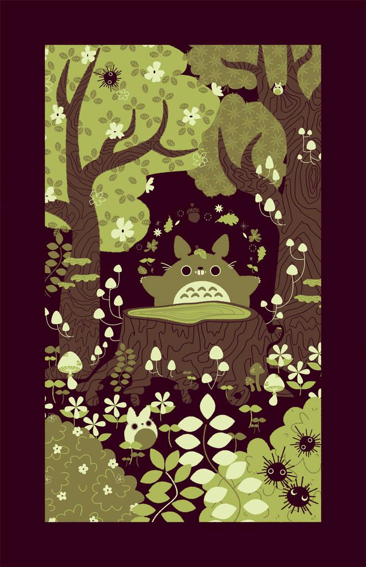 Totoro Grove