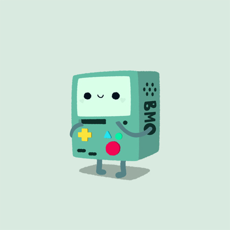 Beemo by pronouncedyou