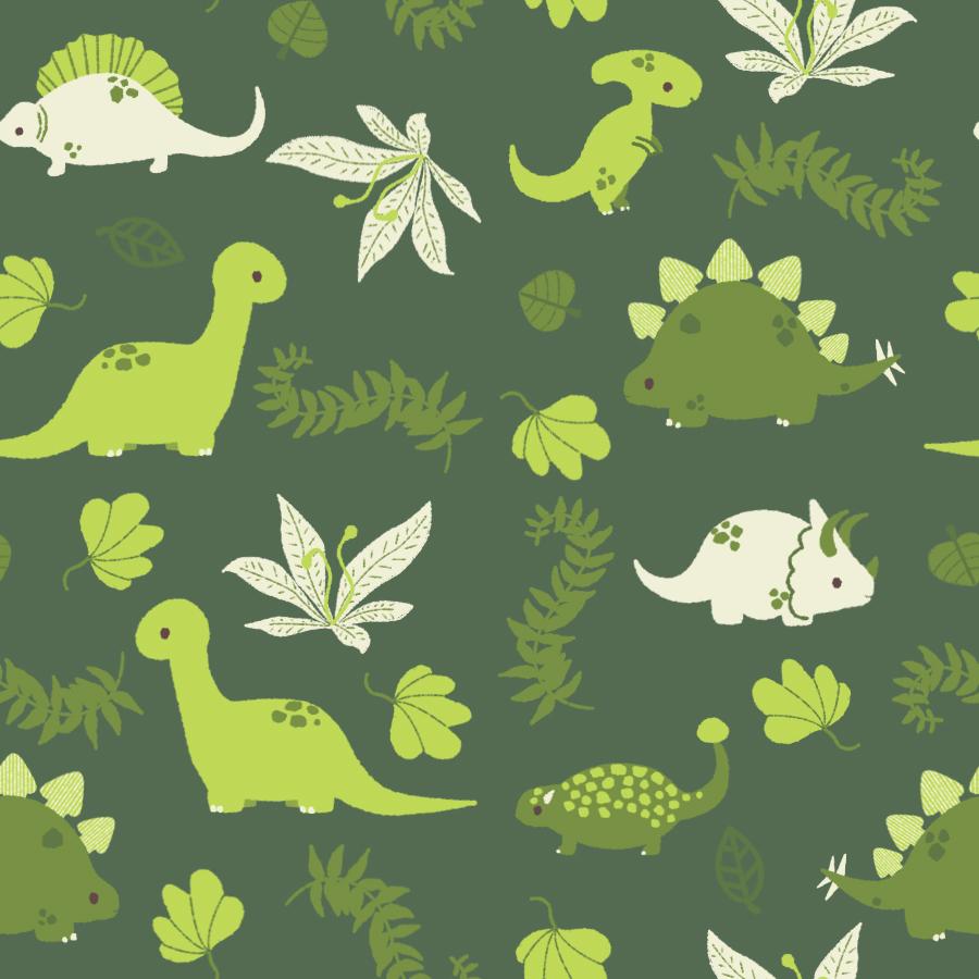 Dino Pattern By Pronouncedyou