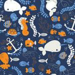 Ocean Friends Pattern