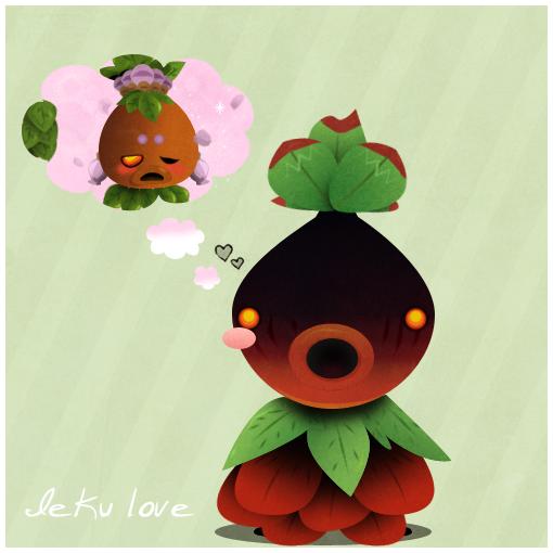 Deku Love by pronouncedyou