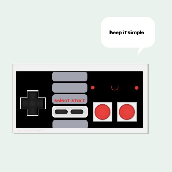 Simple by pronouncedyou