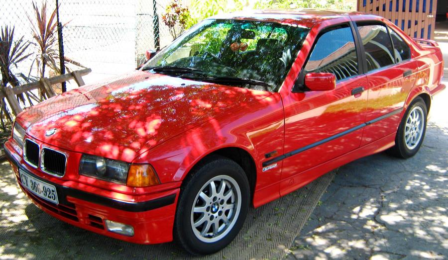 BMW 325i 1992 by LaurenK14 on DeviantArt