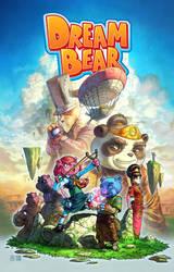Dream Bear Promo Poster by FabianMonk