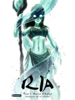 Ria Promotional Poster