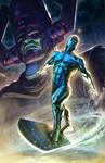 Sideshow Print: Silver Surfer
