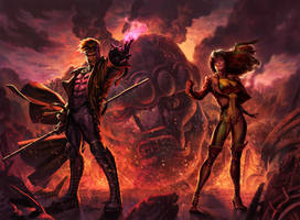 Sideshow: Gambit and Rogue