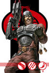 Sideshow Collectibles: Major Bludd