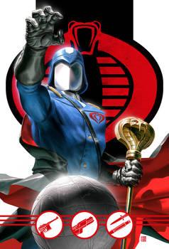 Sideshow Collectibles: Cobra Commander