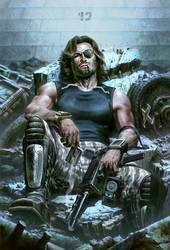 Sideshow Collectibles: Snake Plissken
