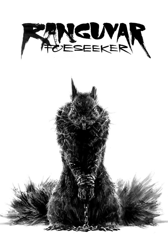Ranguvar Foeseeker by FabianMonk