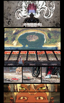 Bombface Chapter 01 Panels