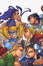 Street Fighter 13 by FabianMonk