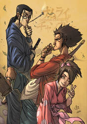 Champloo Vision by FabianMonk