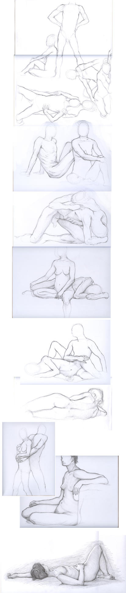 Life Drawing 01 by FabianMonk