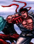 Remy VS Ryu V3