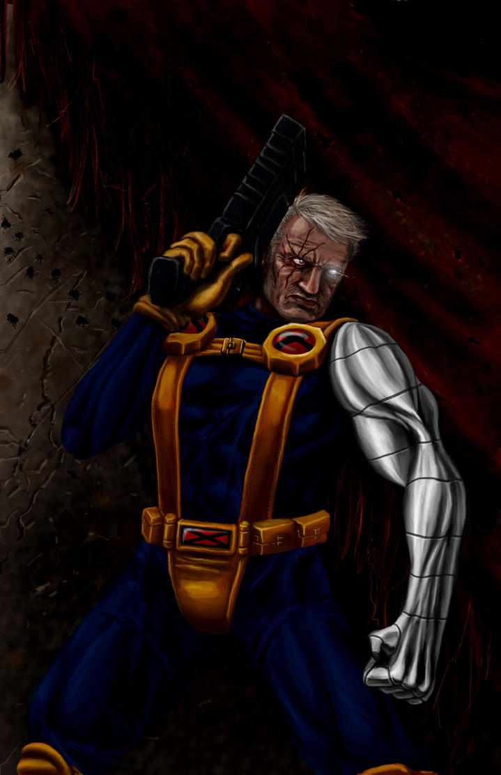 Cable Portrait by jaredjlee