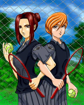 Tennis Dolls