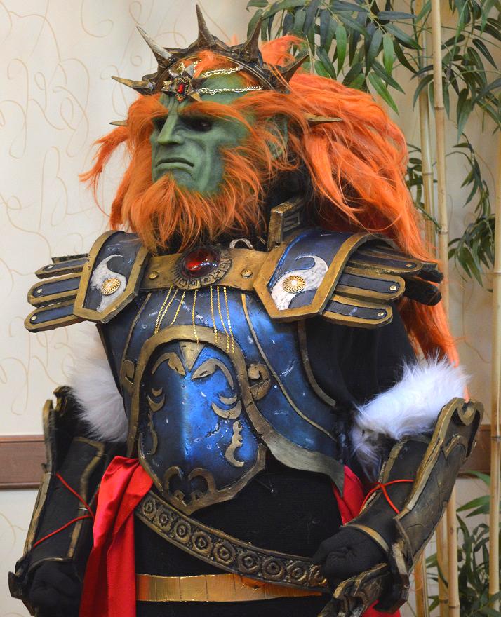 Hyrule Warriors Ganondorf By Jaredjlee On Deviantart