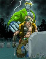 Street Fighter VS Darkstalkers submission by jaredjlee