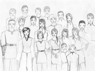 Class Pic by Mirithil7