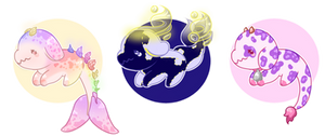 Tukou's Mini Flatsales! (OPEN) by AyeHiku