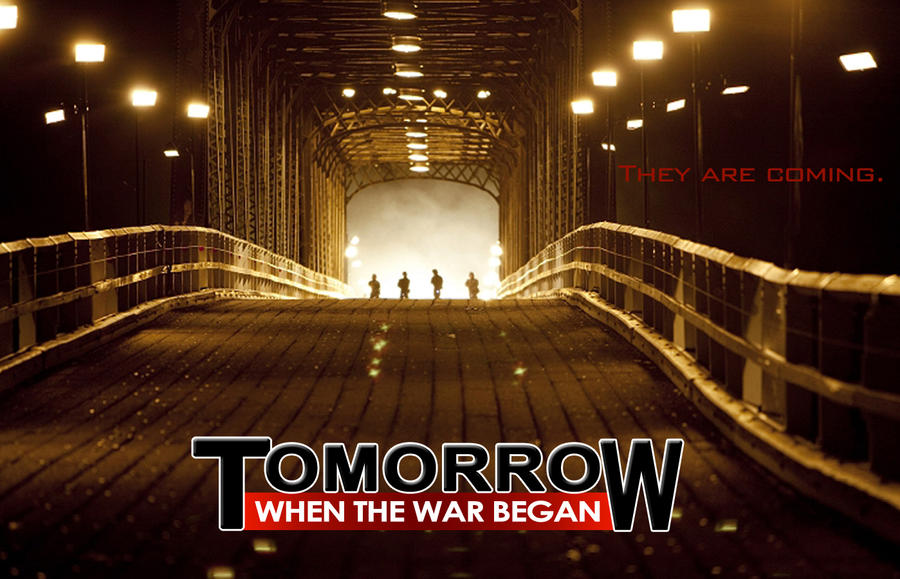 tomorrow when the war began chapter 9 11 Fiona 'fi' maxwell tomorrow, when the war began, chapter 1) she's naive the night is for hunting, chapter 11) ellie's admiration for fi.