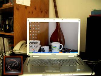 My desktop by mabdesigner