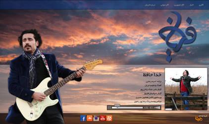 Faryanmusic.net by mabdesigner