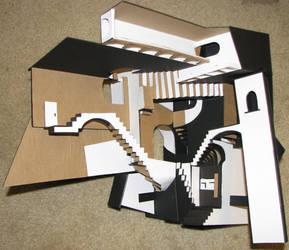 3D Escher by NThisStyle-10-6