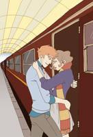 The Train :RHr: by NinnyTreetops