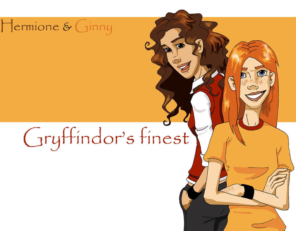 Gryffindor's finest by NinnyTreetops