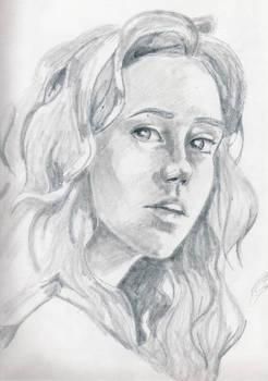 Hermione portrait