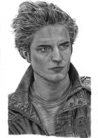 Edward Cullen. by theresebees