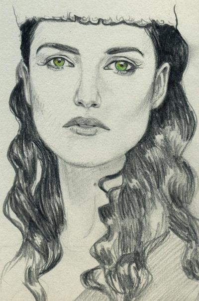 Morgana by theresebees