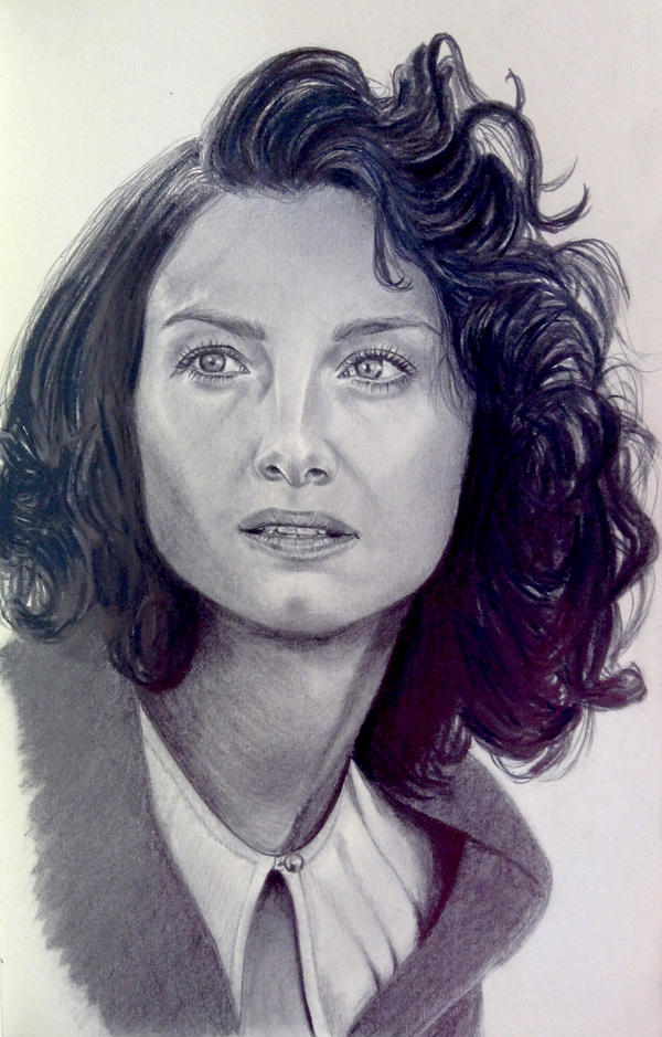 Claire - Outlander by theresebees