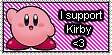 Kirby Stamp by Coconut-Master