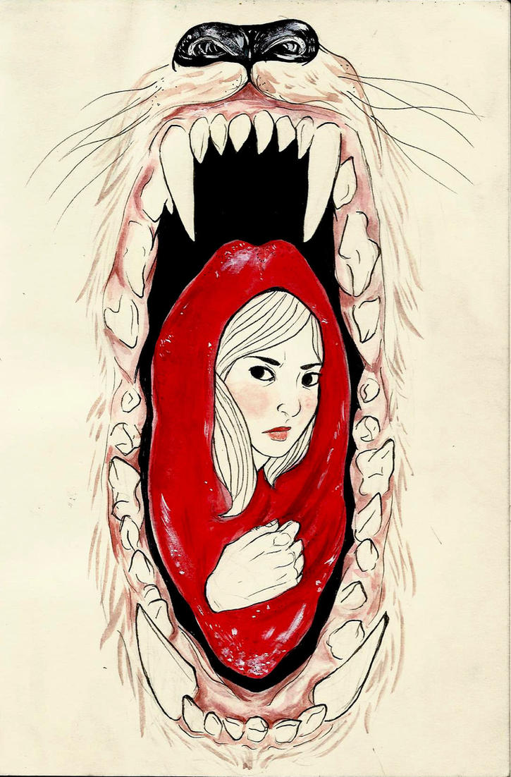an analysis of the little red riding hood Write a two-page essay analyzing the story in the little red riding hood by maria tatar discuss things like the dress code, gender roles and.