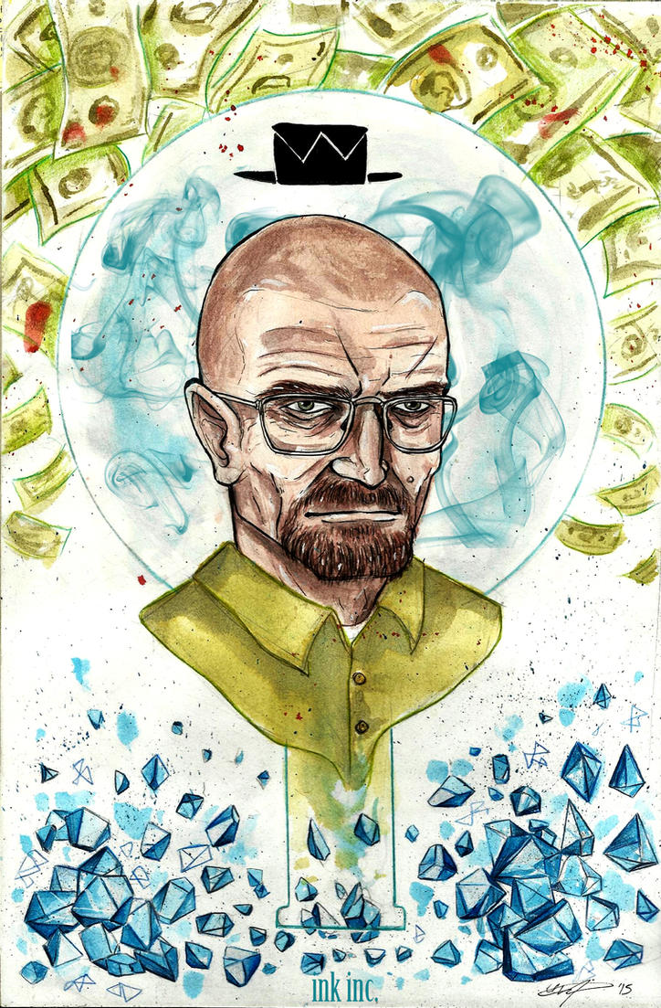 Mr. Walter White by himynameisfo