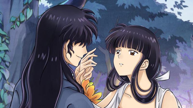 Inuyasha kikyo and naraku