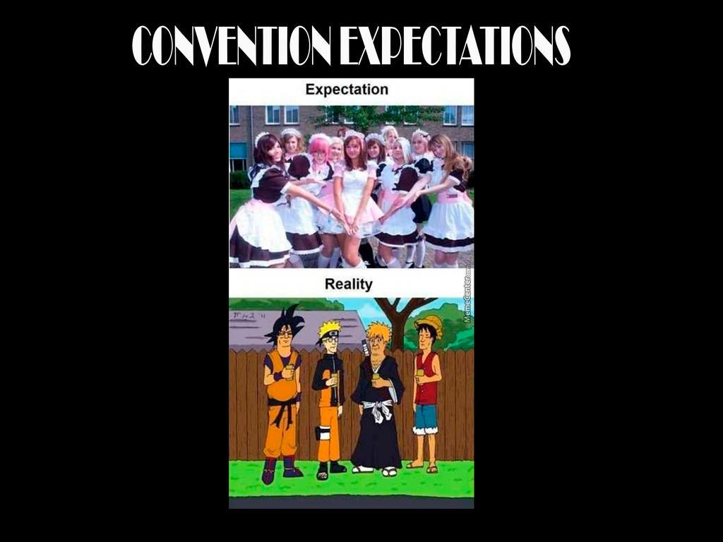 Convetion by el-vinas