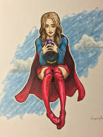Supergirl - Priorities by amonkeyonacid