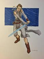 Rey by amonkeyonacid