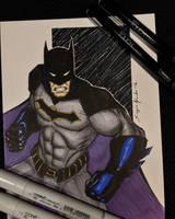 Batman's Been Juicin' by amonkeyonacid