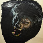 Werewolf from The Wolfman