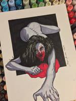 Ghoul by amonkeyonacid